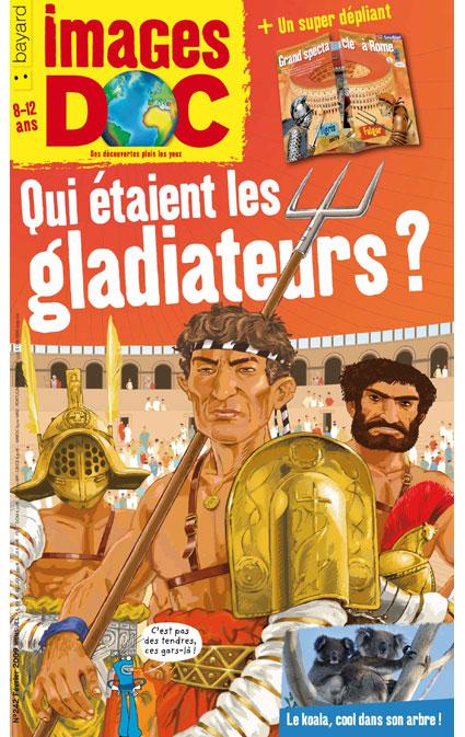Qui étaient les gladiateurs?
