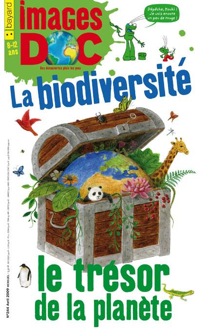 La biodiversité, le trésor de la planète