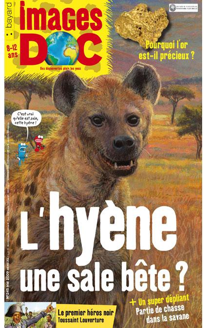 L'hyène, une sale bête?