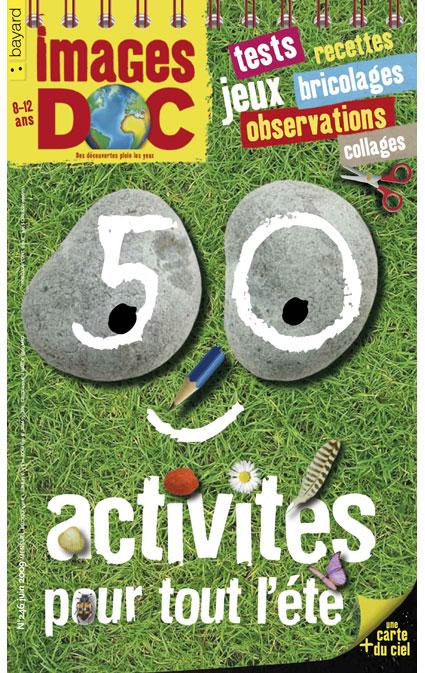50 activités pour tout l'été