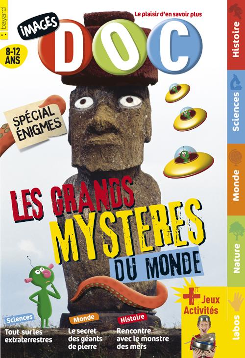 Les grands mystères du monde