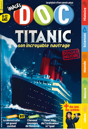 Titanic, l'incroyable naufrage