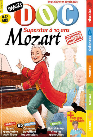 Superstar à 10 ans – Mozart