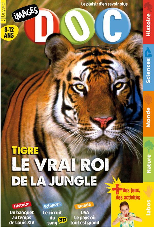 Tigre, le vrai roi de la jungle