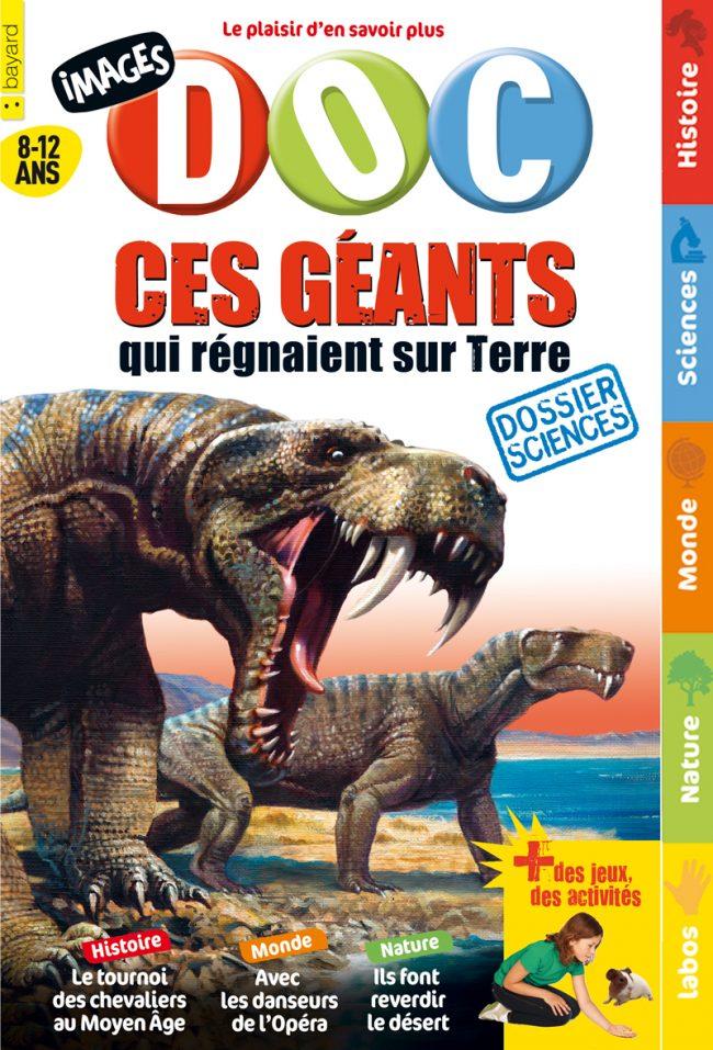 Les dinosaures – Ces géants qui régnaient sur Terre