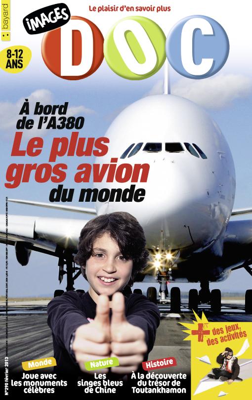 À bord de l'A380 – Le plus gros avion du monde