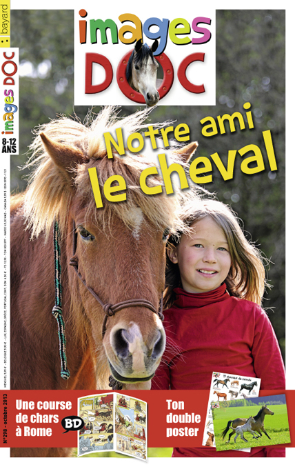 Notre ami le cheval