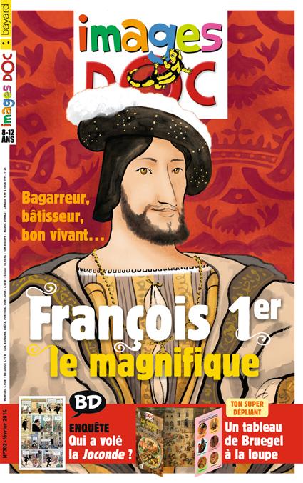 François 1er le magnifique