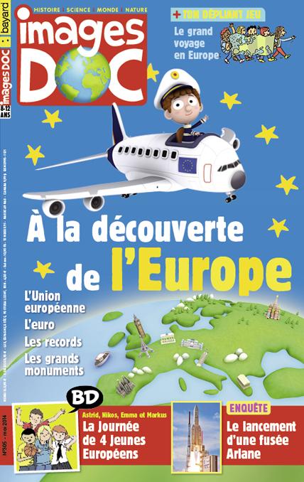 À la découverte de l'Europe