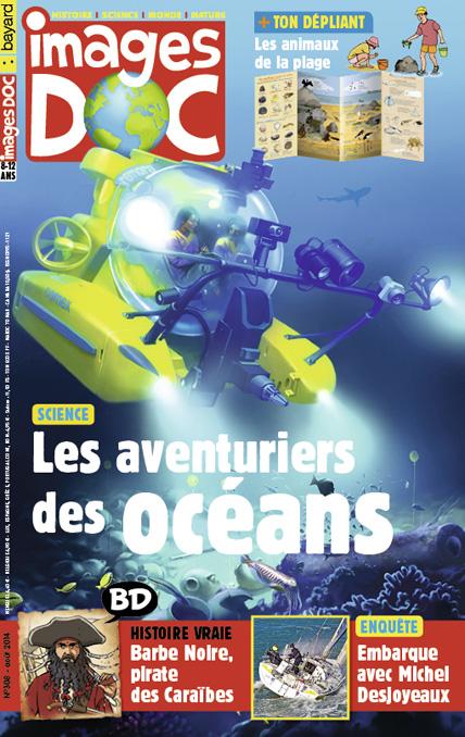 Les aventuriers des océans