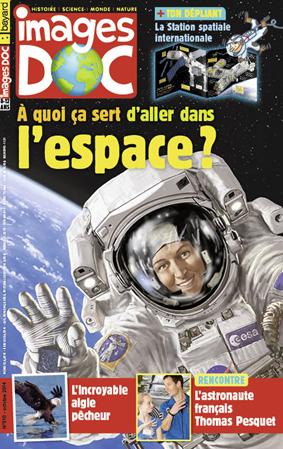 À quoi ça sert d'aller dans l'espace?
