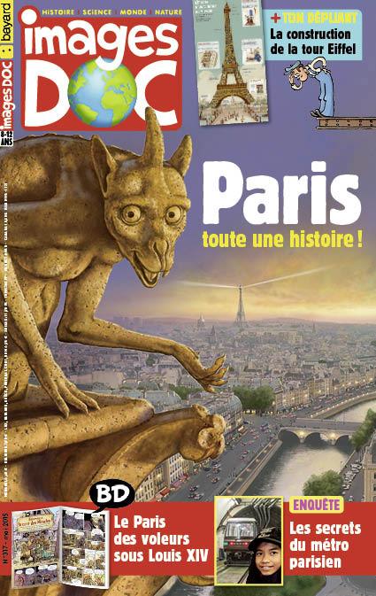 Paris, toute une histoire!
