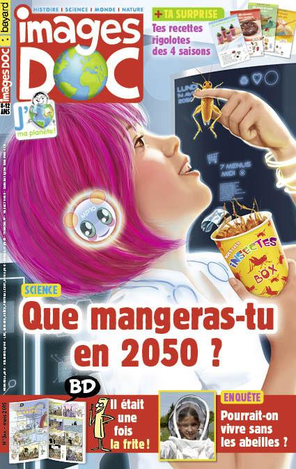 Que mangeras-tu en2050?