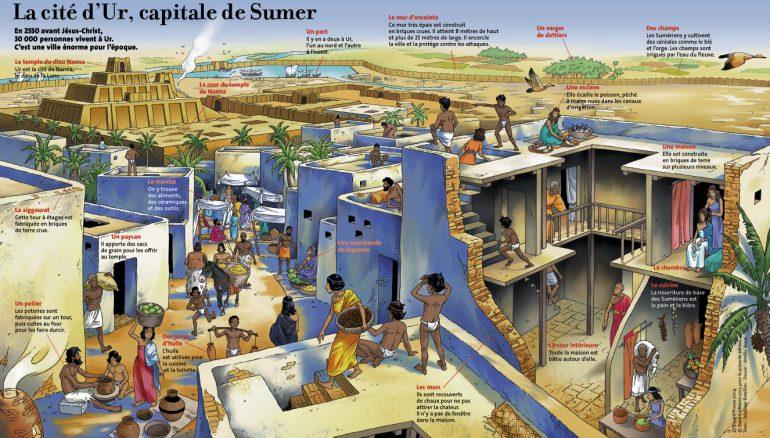 Voilà à quoi ressemblait un immeuble de Rome, au 2e siècle après Jésus-Christ. © Université de Caen Normandie,CIREVE, Plan de Rome