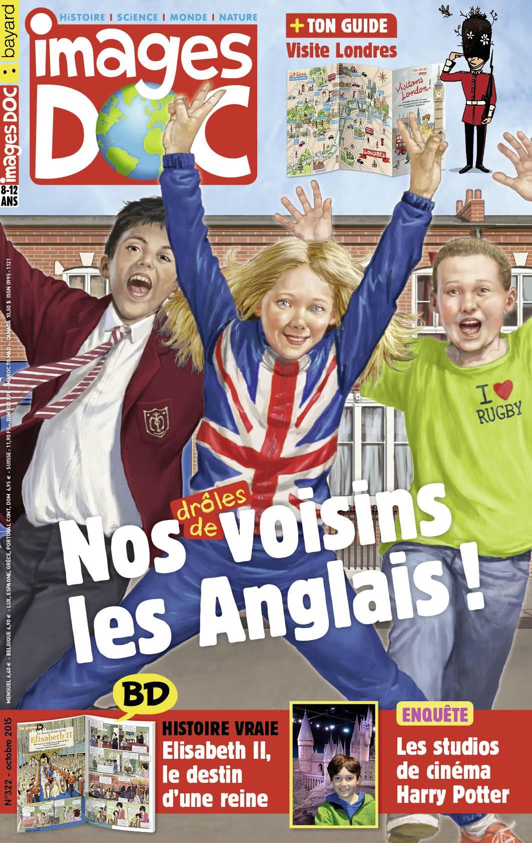 Nos voisins les Anglais!