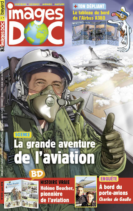 La grande aventure de l'aviation