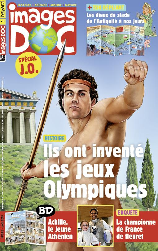 Ils ont inventé les jeux Olympiques