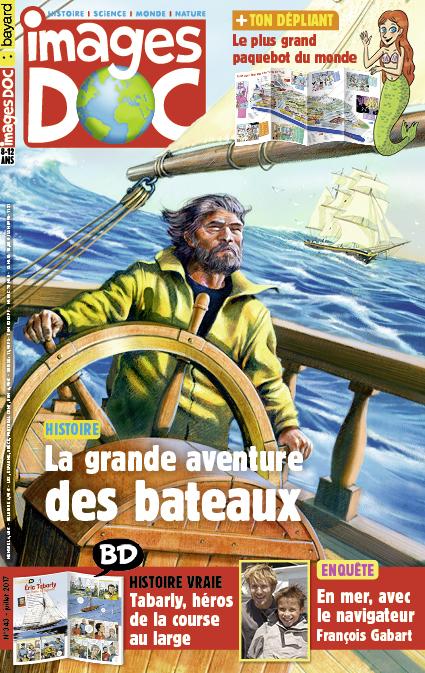 La grande aventure des bateaux