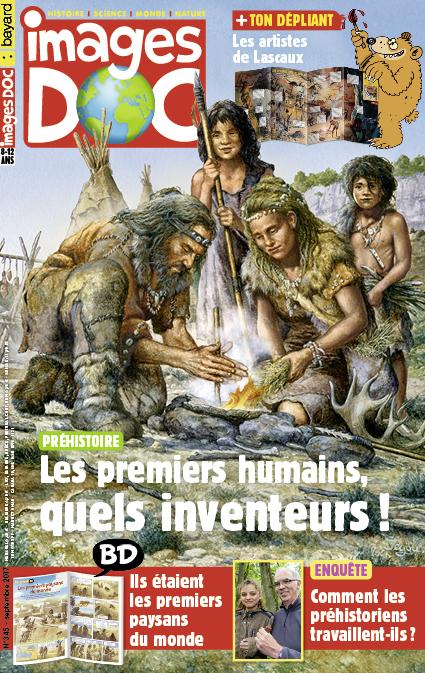 Les premiers humains, quels inventeurs!