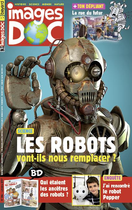Les robots, vont-ils nous remplacer?