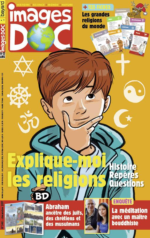 Explique-moi les religions