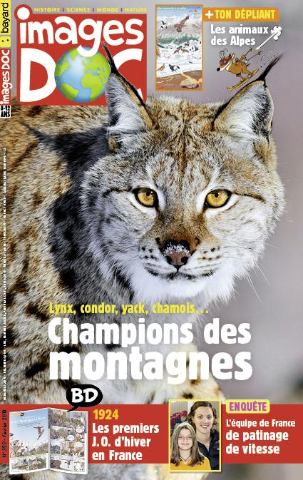 Champions des montagnes