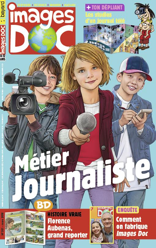 Métier Journaliste