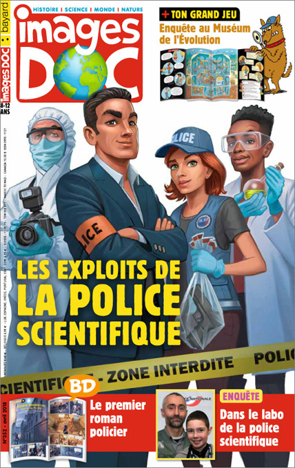 Les exploits de la police scientifique