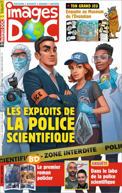 Les exploits de la police scientifique