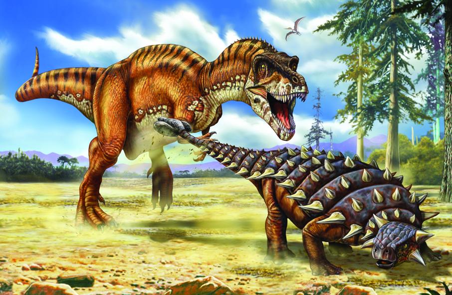 HRT.rex-part one