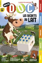 Les secrets du lait