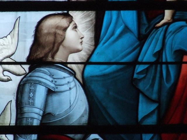 Jeanne d'Arc est une héroïne de la Guerre de 100 ans (© Leo.Jeje/ Flickr)