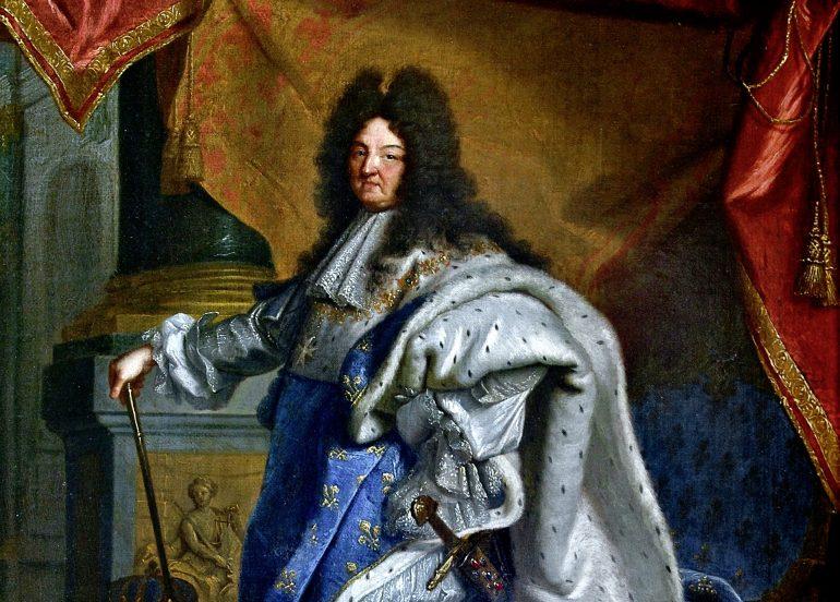 Pourquoi Louis XIV portait-il une perruque