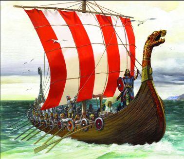 Viking DRAKKAR3
