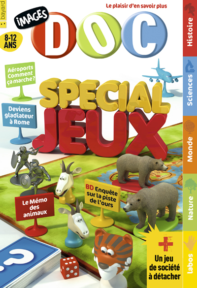 Spécial JEUX
