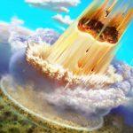 meteore photoshop