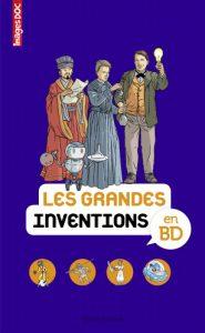 ENcyclopédie Images Doc 'Les grandes inventions en BD'