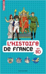 ENcyclopédie Images Doc 'L'Histoire de France en BD'