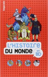 ENcyclopédie Images Doc 'L'Histoire du Monde en BD'