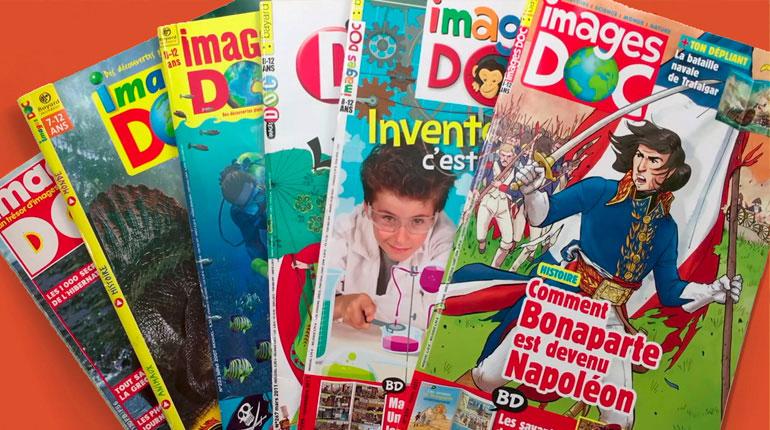 Images Doc, un magazine qui évolue avec son temps