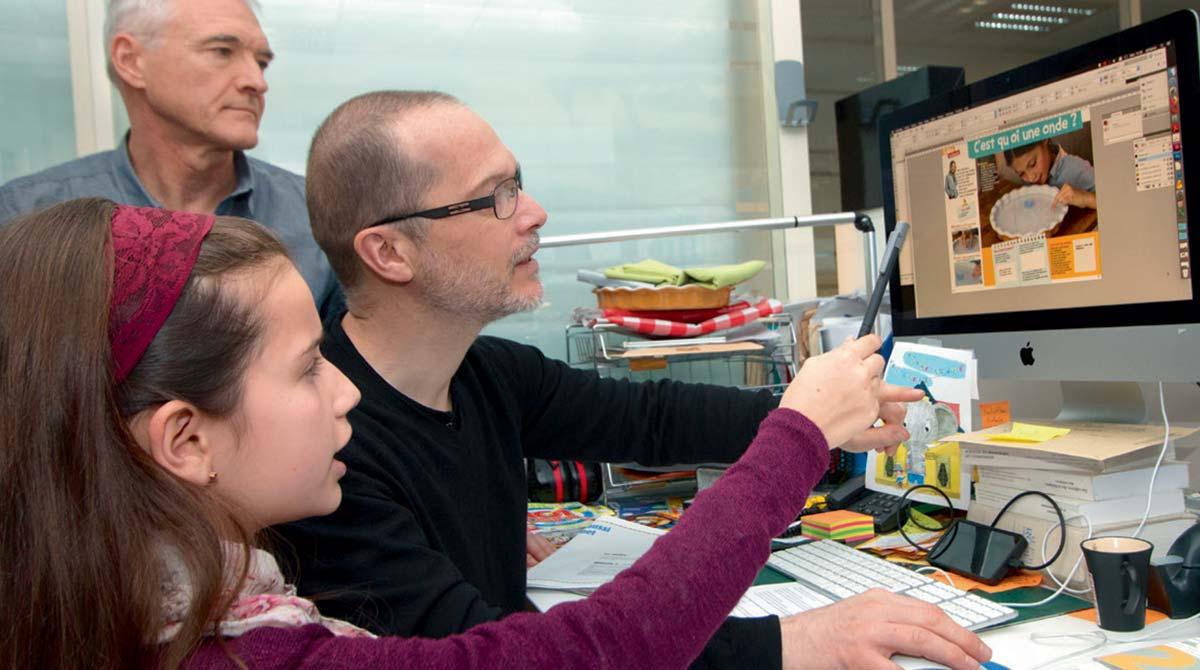 Images Doc s'engage pour la Semaine de la presse et des médias dans l'école