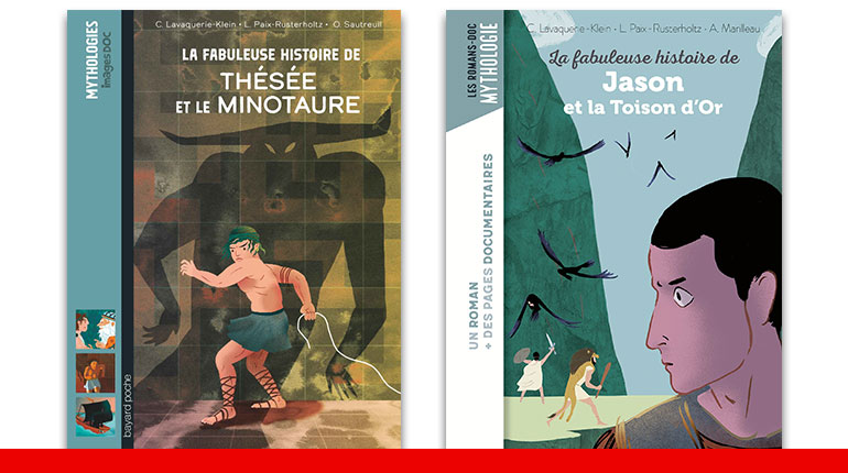 Collection Récits Doc Mythologies