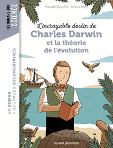 Les romans Doc Sciences 'Charles Darwin et la théorie de l'évolution'