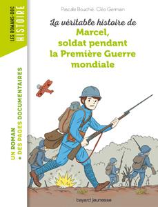 Les romans Doc Histoire 'Marcel, soldat pendant la Première Guerre mondiale'