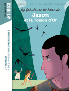 Les romans Doc Mythologie 'Jason et la Toison d'Or'