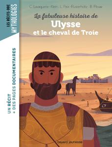 Les romans Doc Mythologie 'Ulysse et le cheval de Troie'