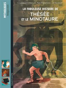 Les romans Doc Mythologie 'Thésée et le minotaure'