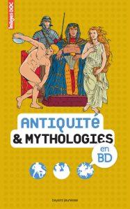 ENcyclopédie Images Doc 'Antiquité et Mythologies en BD'