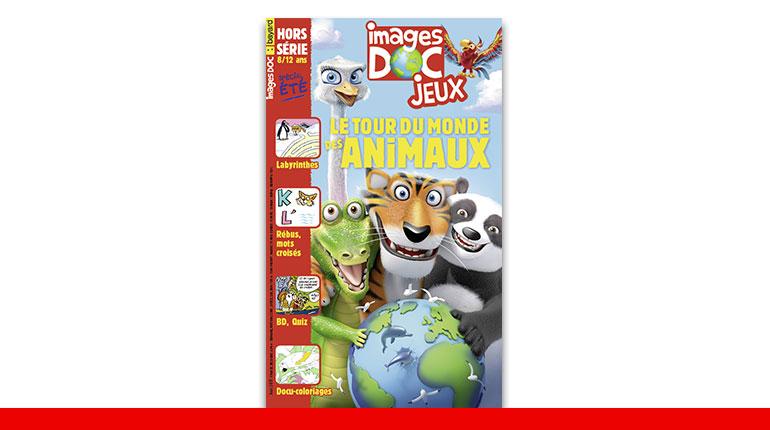 Hors-série - Le tour du monde des animaux