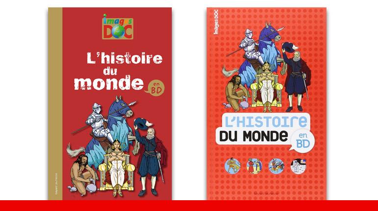 fdc6ce4149a Les images bonus de L Histoire du monde en BD - Images Doc